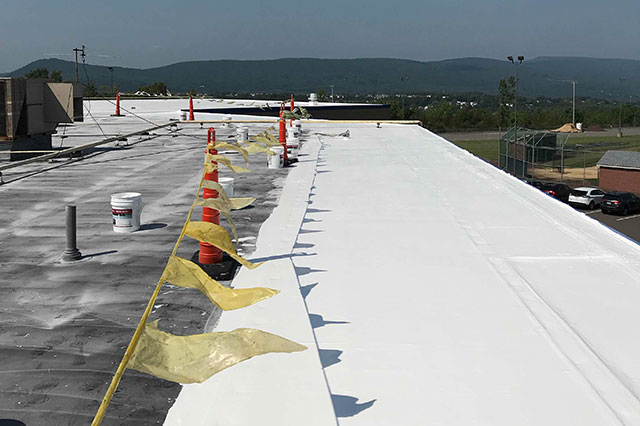 COMMERCIAL ROOFING – C&D Waterproofing Corp